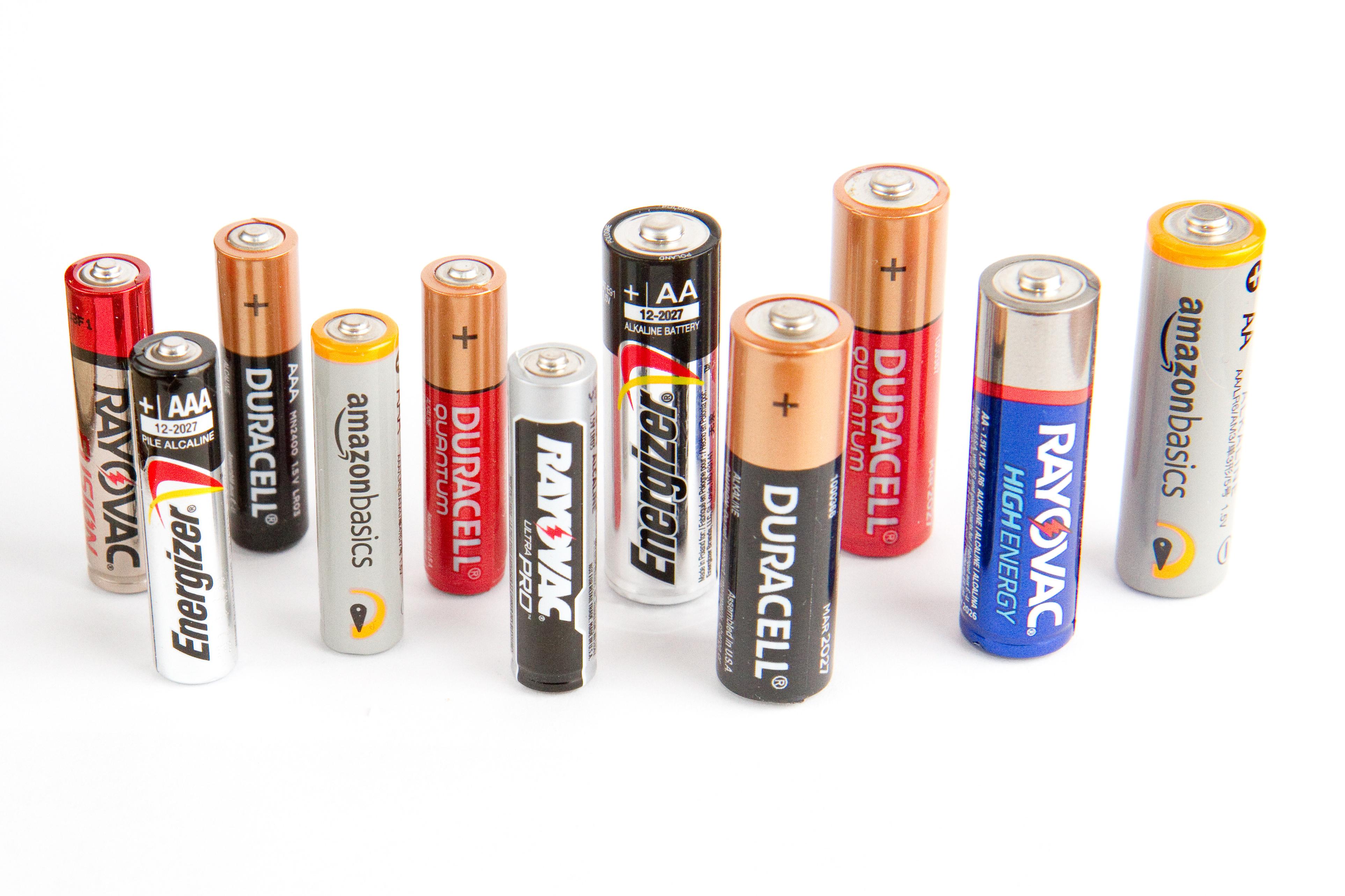 Duracell Car Battery Review >> Keacher Com Are All Alkaline Battery Brands The Same