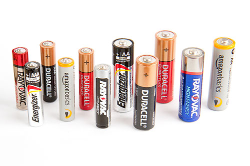 Most of the batteries tested in this post