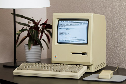keacher com how i introduced a 27 year old computer to the web