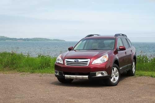 Sam the Subaru