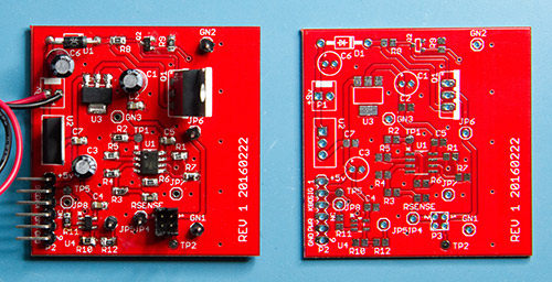 My circuit board